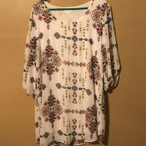 Charming Charlie Dress Large